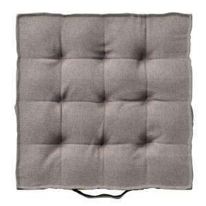 Pagalvėlė Kuba kėdei/ant grindų 40 x 40 x 6 cm kolekcijoje Etna , audinys: 705-09