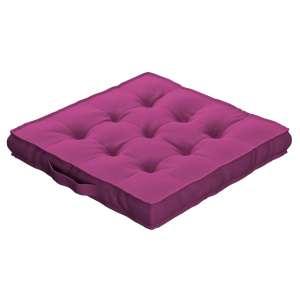 Siedzisko Kuba na krzesło 40x40x6cm w kolekcji Etna , tkanina: 705-23