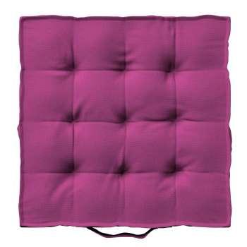Pagalvėlė Kuba kėdei/ant grindų 40 x 40 x 6 cm kolekcijoje Etna , audinys: 705-23