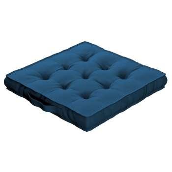 Sitzkissen Jacob mit Handgriff 40 x 40 x 6 cm von der Kollektion Cotton Panama, Stoff: 702-30