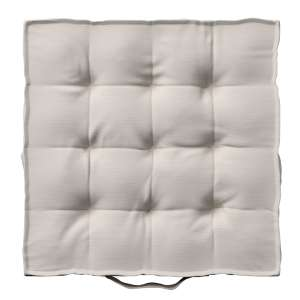 Pagalvėlė Kuba kėdei/ant grindų 40 x 40 x 6 cm kolekcijoje Cotton Panama, audinys: 702-31