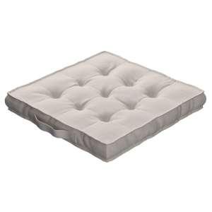 Siedzisko Kuba na krzesło 40x40x6cm w kolekcji Cotton Panama, tkanina: 702-31