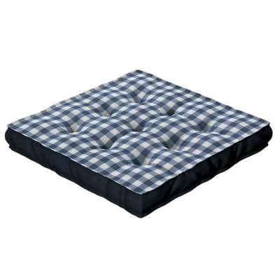 Siedzisko Kuba na krzesło w kolekcji Quadro, tkanina: 136-01