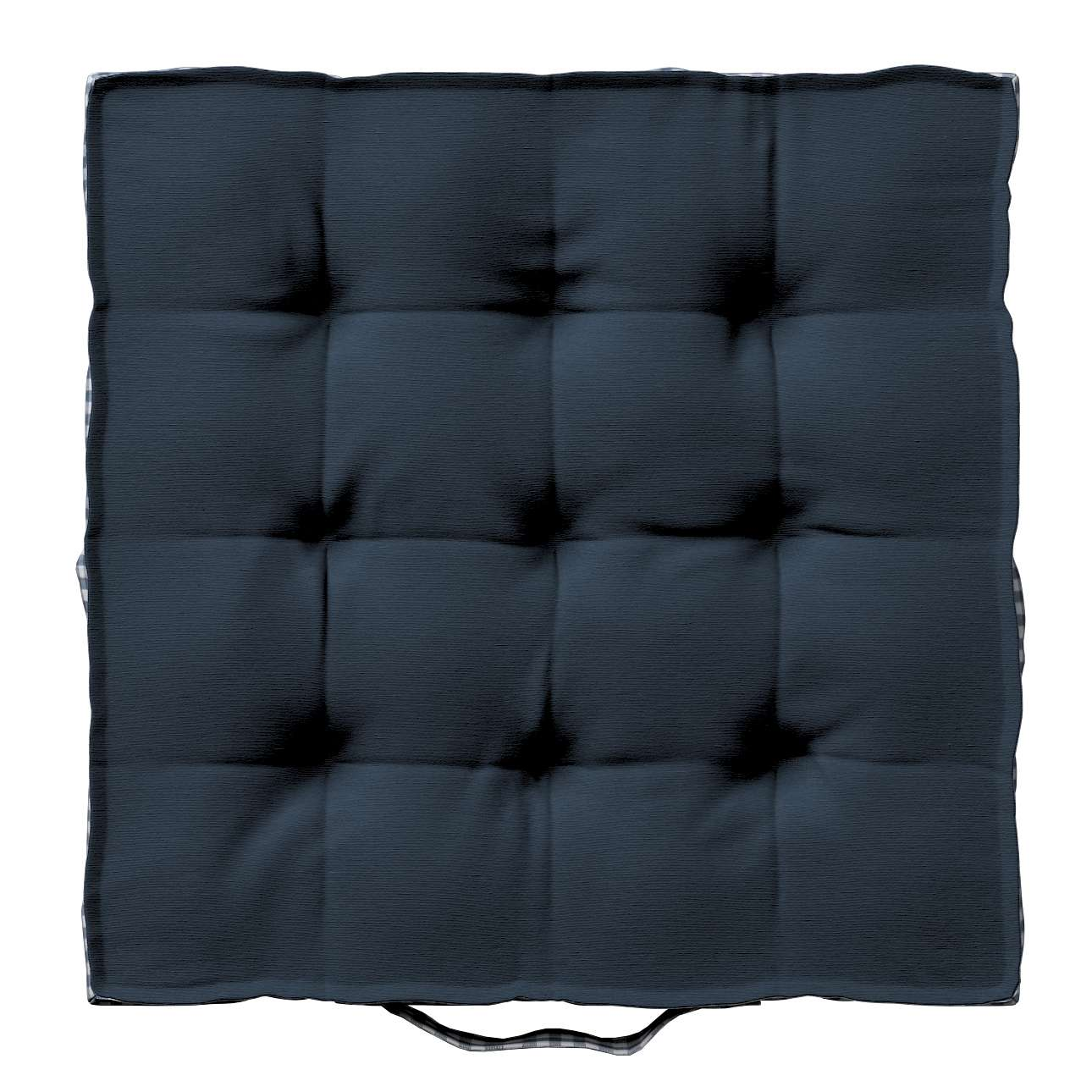 Siedzisko Kuba na krzesło 40x40x6cm w kolekcji Quadro, tkanina: 136-04