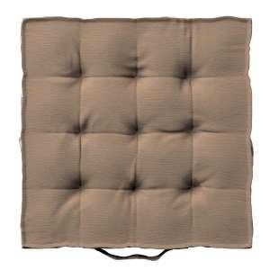 Pagalvėlė Kuba kėdei/ant grindų 40 x 40 x 6 cm kolekcijoje Quadro, audinys: 136-09