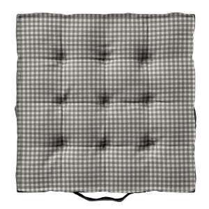 Siedzisko Kuba na krzesło 40x40x6cm w kolekcji Quadro, tkanina: 136-10