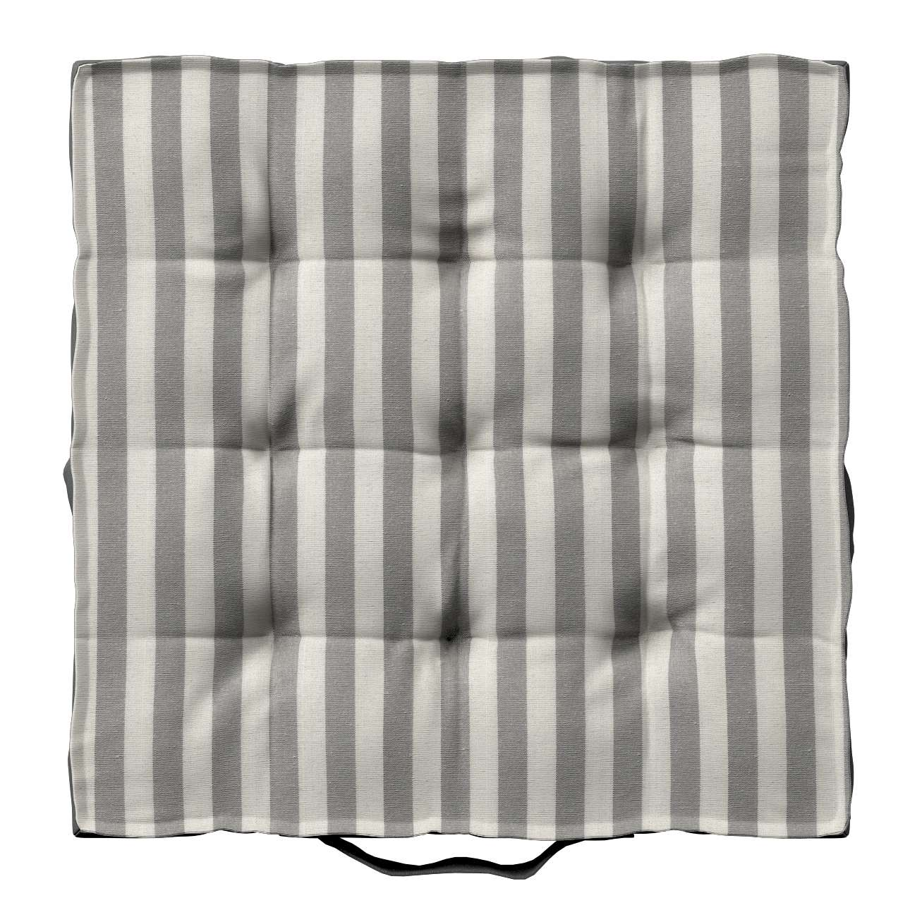 Siedzisko Kuba na krzesło 40x40x6cm w kolekcji Quadro, tkanina: 136-12