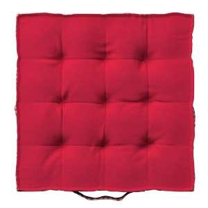 Pagalvėlė Kuba kėdei/ant grindų 40 x 40 x 6 cm kolekcijoje Quadro, audinys: 136-19