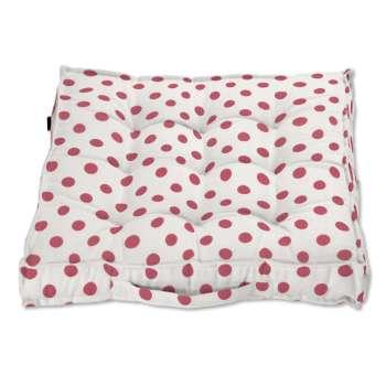 Sitzkissen Jacob mit Handgriff 40 x 40 x 6 cm von der Kollektion Ashley, Stoff: 137-70