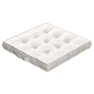 Pagalvėlė Kuba kėdei/ant grindų 40 x 40 x 6 cm kolekcijoje Cotton Panama, audinys: 702-34