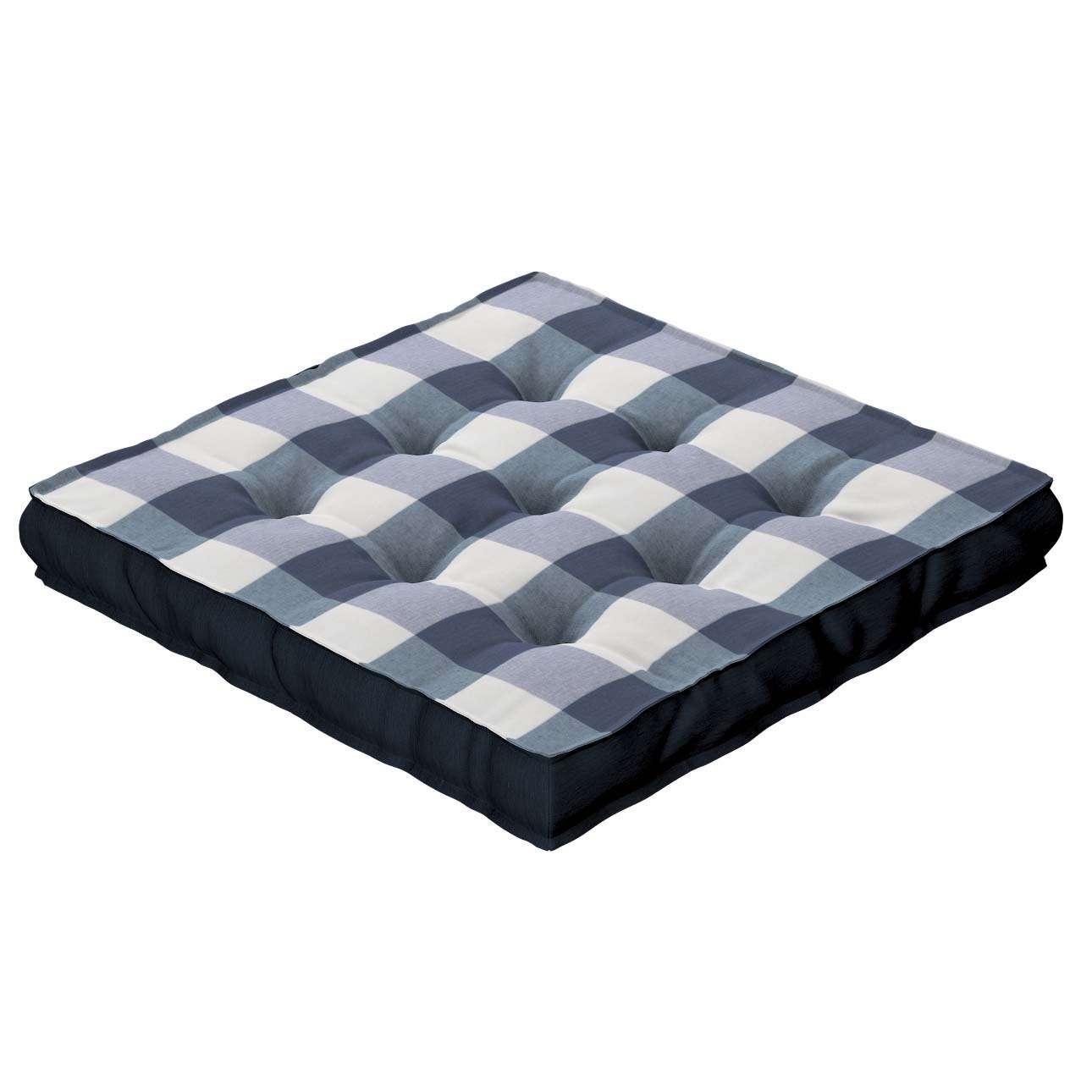Siedzisko Kuba na krzesło w kolekcji Quadro, tkanina: 136-03
