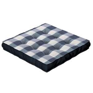 Pagalvėlė Kuba kėdei/ant grindų 40 x 40 x 6 cm kolekcijoje Quadro, audinys: 136-03