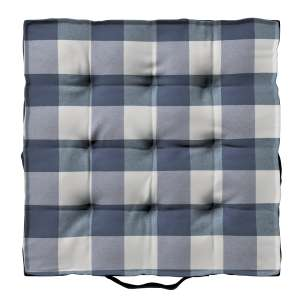 Siedzisko Kuba na krzesło 40x40x6cm w kolekcji Quadro, tkanina: 136-03