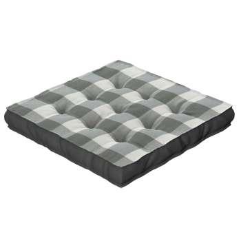 Siedzisko Kuba na krzesło w kolekcji Quadro, tkanina: 136-13
