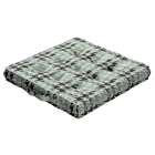 Siedzisko Kuba na krzesło 40x40x6cm w kolekcji Brooklyn, tkanina: 137-77