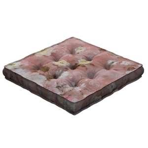 Pagalvėlė Kuba kėdei/ant grindų 40 x 40 x 6 cm kolekcijoje Monet, audinys: 137-83