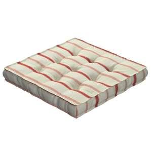 Pagalvėlė Kuba kėdei/ant grindų 40 x 40 x 6 cm kolekcijoje Avinon, audinys: 129-15