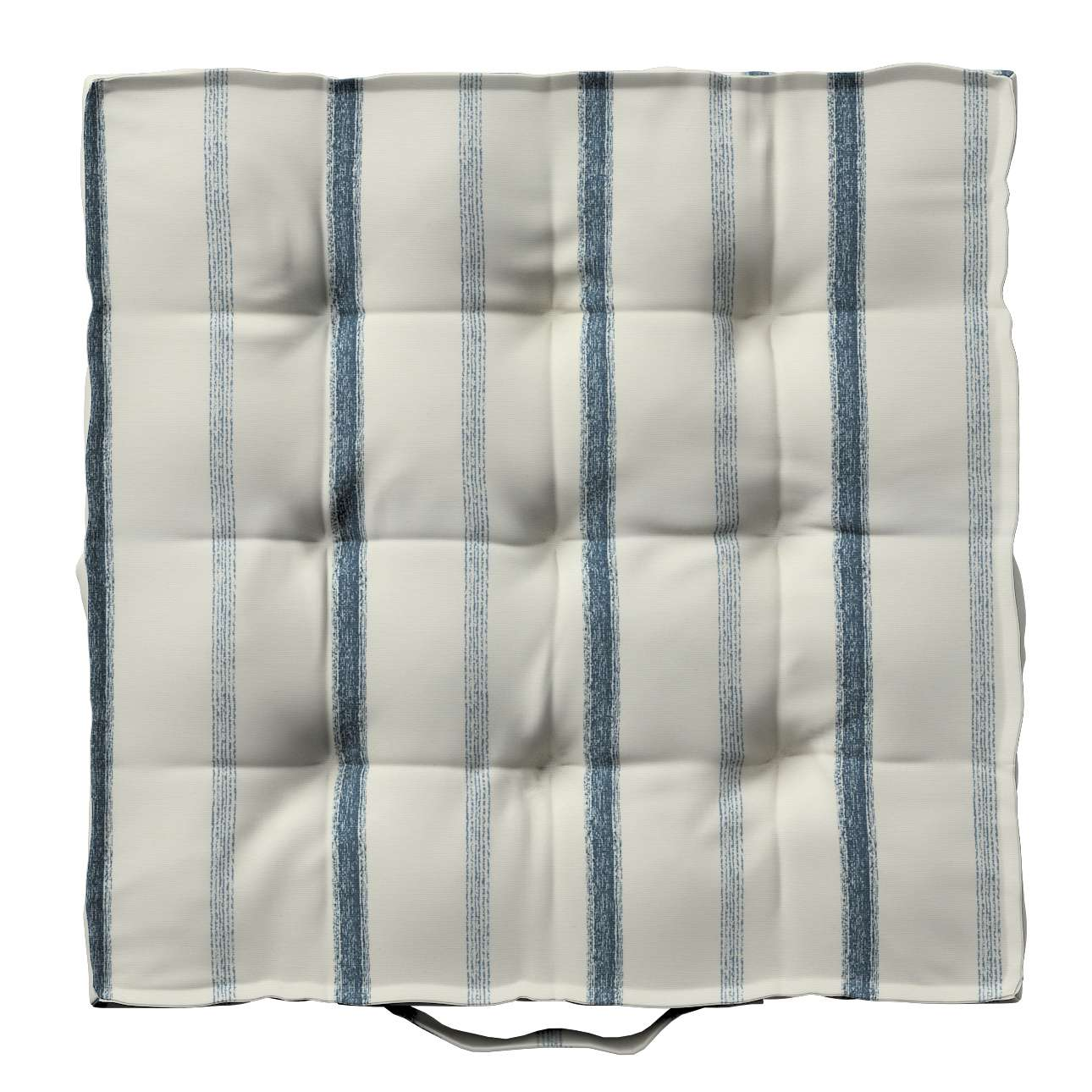 Pagalvėlė Kuba kėdei/ant grindų 40 x 40 x 6 cm kolekcijoje Avinon, audinys: 129-66