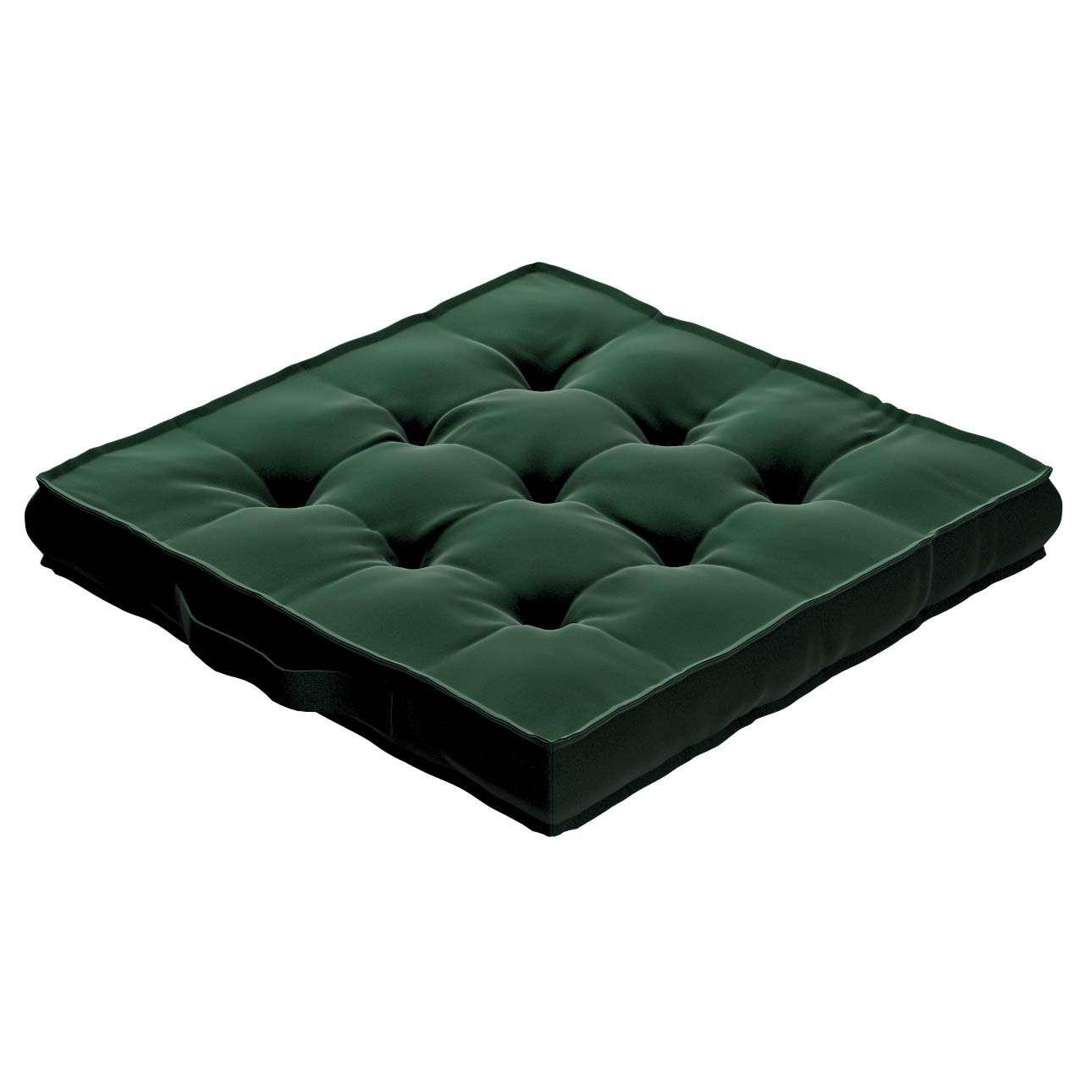 Siedzisko Kuba na krzesło w kolekcji Velvet, tkanina: 704-13