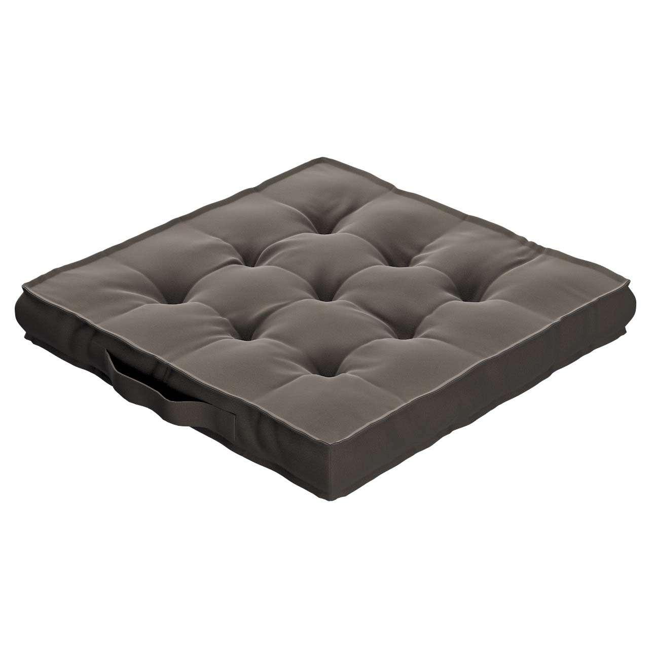 Siedzisko Kuba na krzesło w kolekcji Velvet, tkanina: 704-19