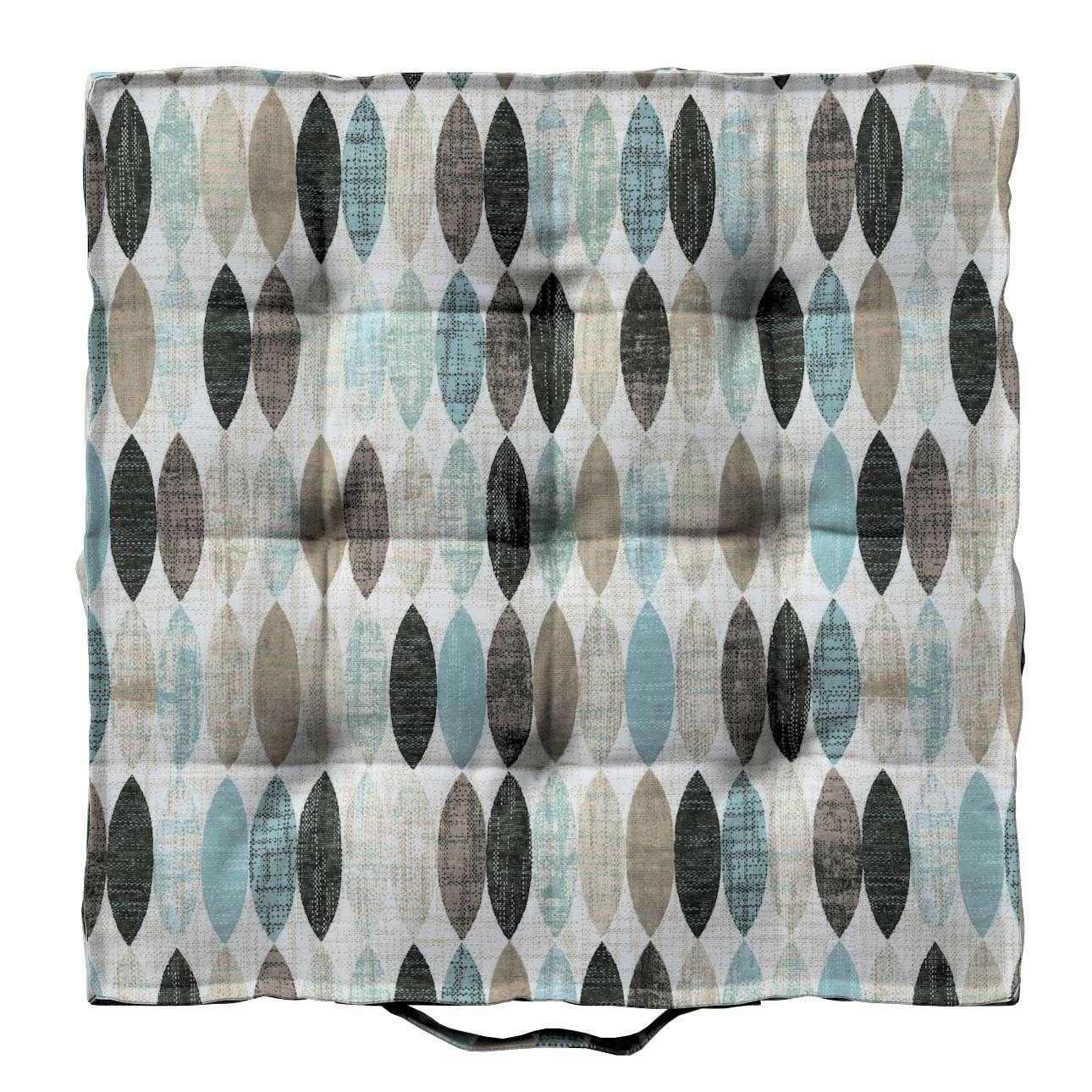 Pagalvėlė Kuba kėdei/ant grindų kolekcijoje Modern, audinys: 141-91