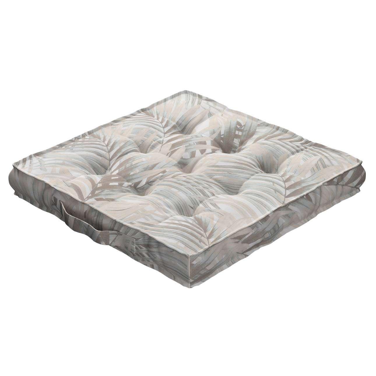 Siedzisko Kuba na krzesło w kolekcji Gardenia, tkanina: 142-14