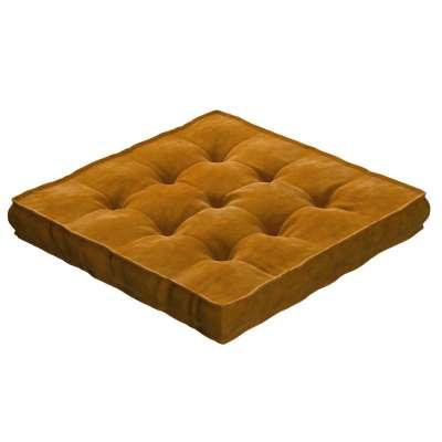 Siedzisko Kuba na krzesło w kolekcji Velvet, tkanina: 704-23