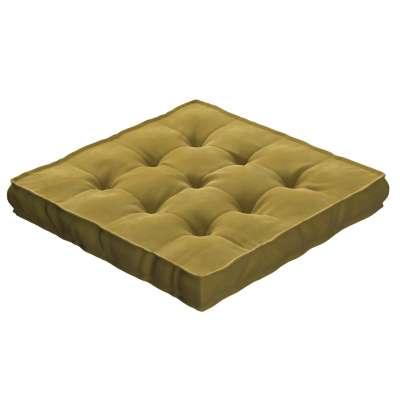 Siedzisko Kuba na krzesło w kolekcji Velvet, tkanina: 704-27