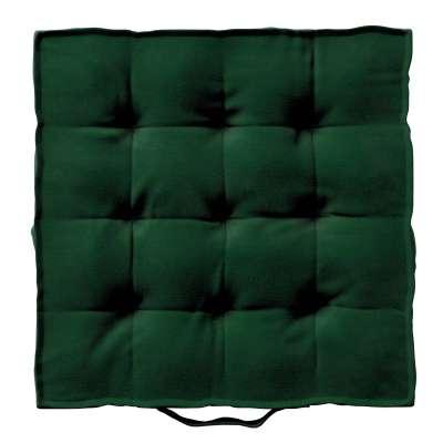Tomi sėdimoji pagalvėlė 704-13 žalia Kolekcija Posh Velvet