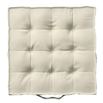 Tomi sėdimoji pagalvėlė 704-10 kreminė balta Kolekcija Posh Velvet