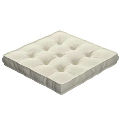 Tomi seat pad 704-10 creamy white Collection Posh Velvet