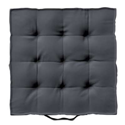 Tomi seat pad 704-12 graphite grey Collection Posh Velvet