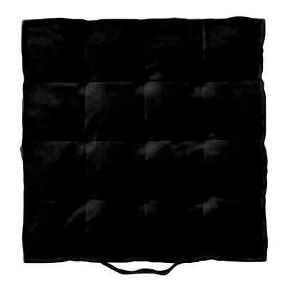 Siedzisko Tomi 704-17 głęboka czerń Kolekcja Posh Velvet