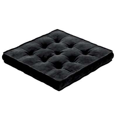 Sitzkissen Tomi 704-17 schwarz Kollektion Posh Velvet