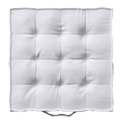 Tomi seat pad 702-34 pure white Collection Cotton Story