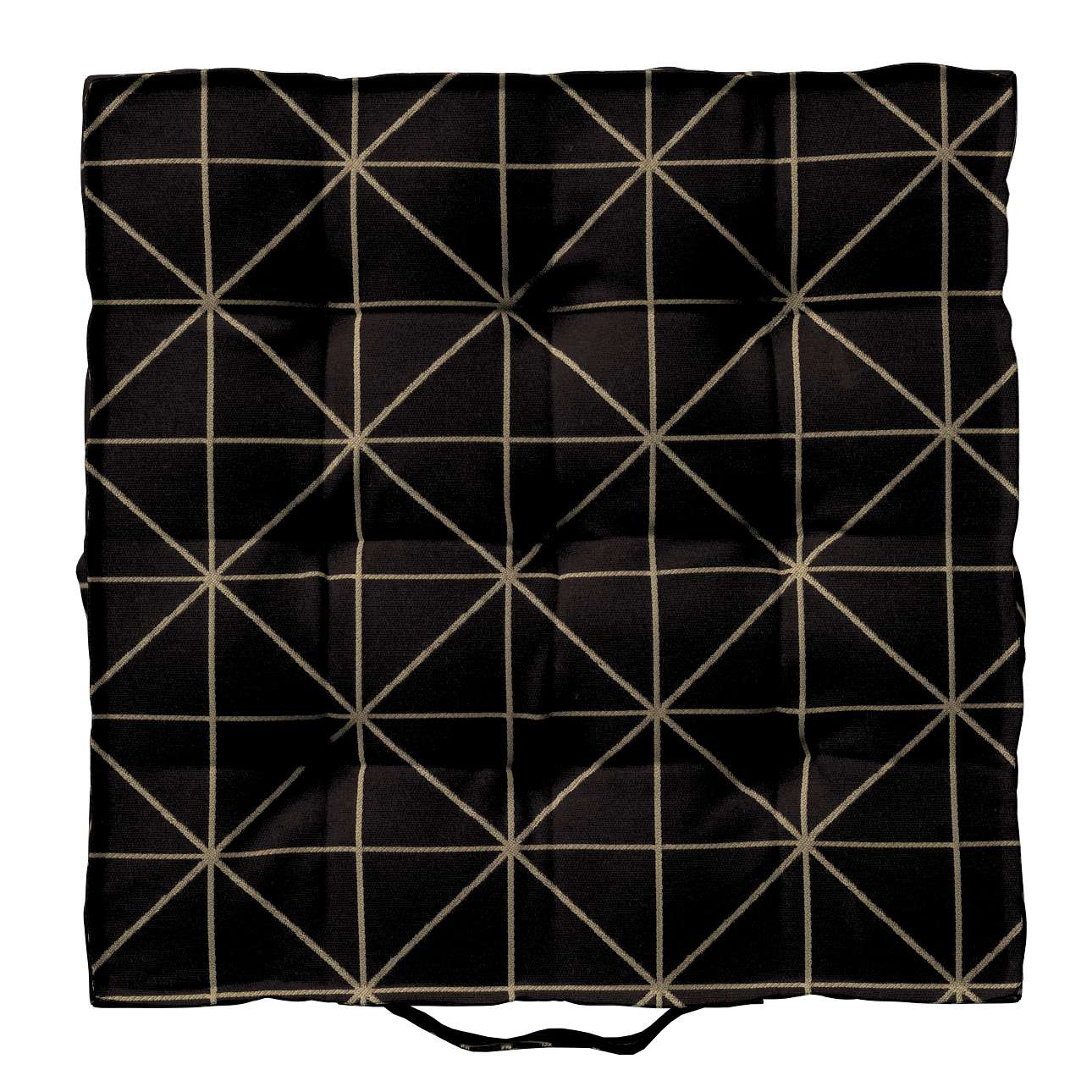 Stolpute Jacob fra kolleksjonen Black & White, Stoffets bredde: 142-55