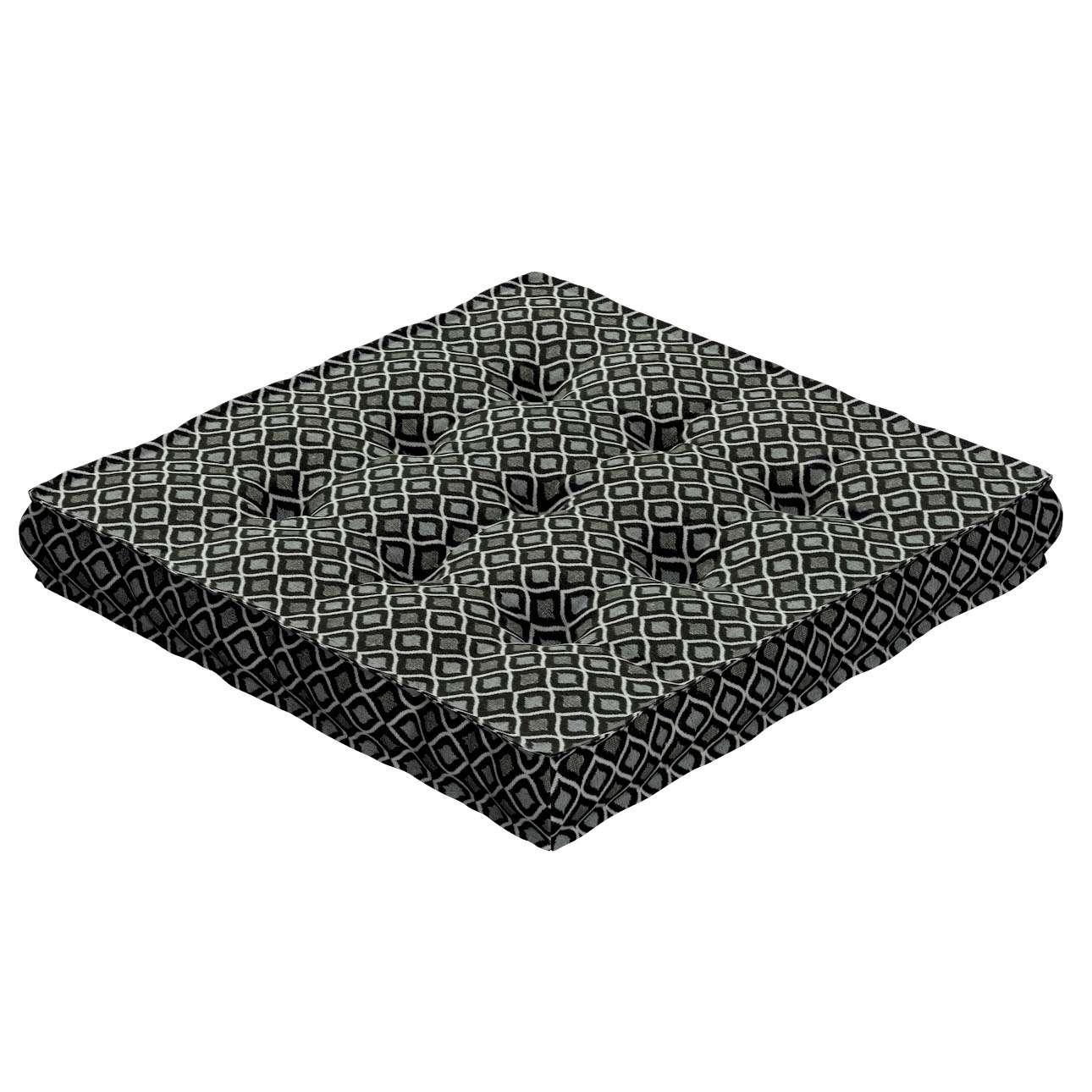 Stolpute Jacob fra kolleksjonen Black & White, Stoffets bredde: 142-86
