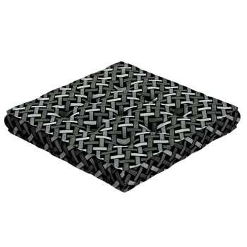 Siedzisko Kuba na krzesło w kolekcji Black & White, tkanina: 142-87