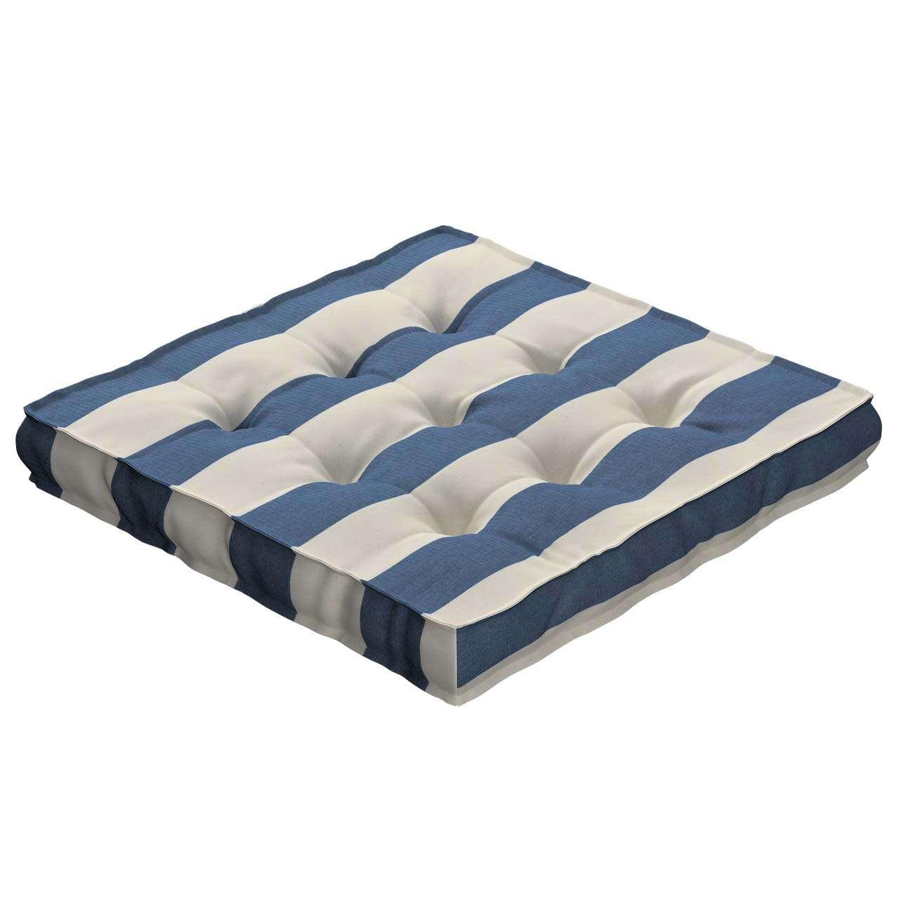 Siedzisko Kuba na krzesło w kolekcji Quadro, tkanina: 142-70