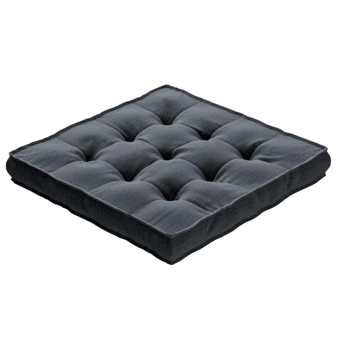 Siedzisko Kuba na krzesło w kolekcji Ingrid, tkanina: 705-43