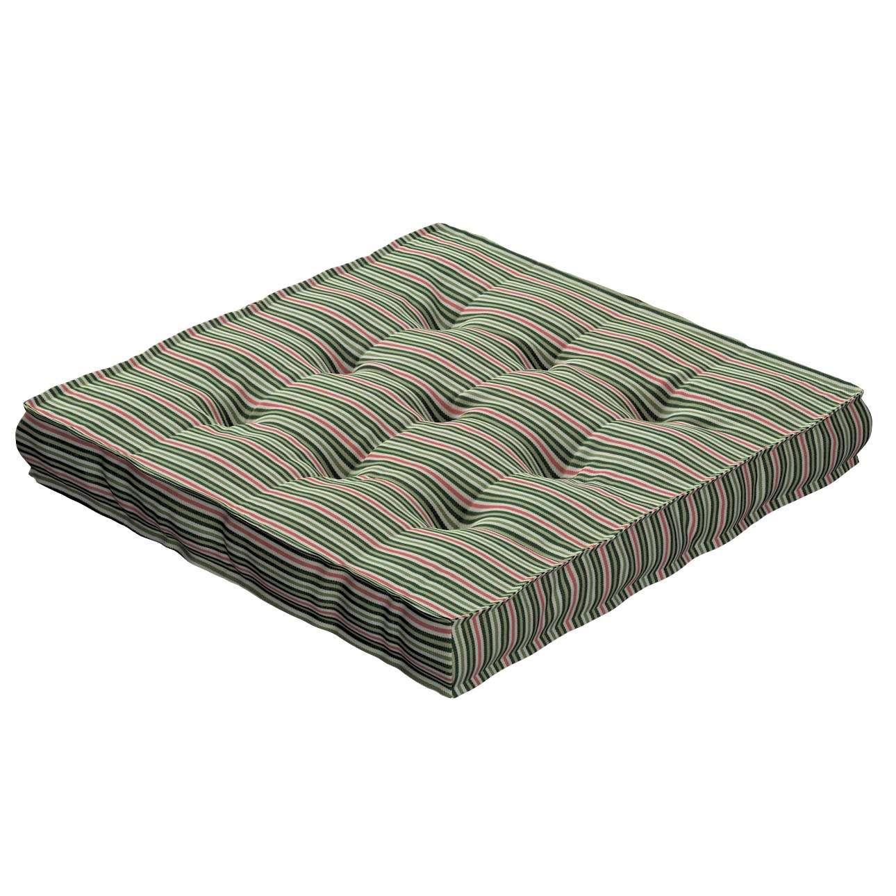 Siedzisko Kuba na krzesło w kolekcji Londres, tkanina: 143-42