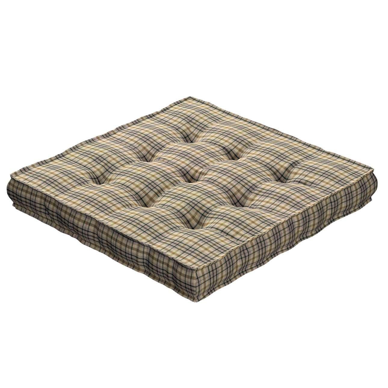 Siedzisko Kuba na krzesło w kolekcji Londres, tkanina: 143-39