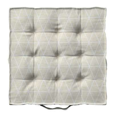 Siedzisko Kuba na krzesło w kolekcji Sunny, tkanina: 143-49