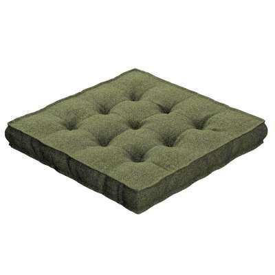 Siedzisko Kuba na krzesło 161-22 zielony melanż Kolekcja Madrid