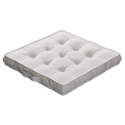 Tomi sėdimoji pagalvėlė 392-04 baltas Kolekcija Nature -100% linas
