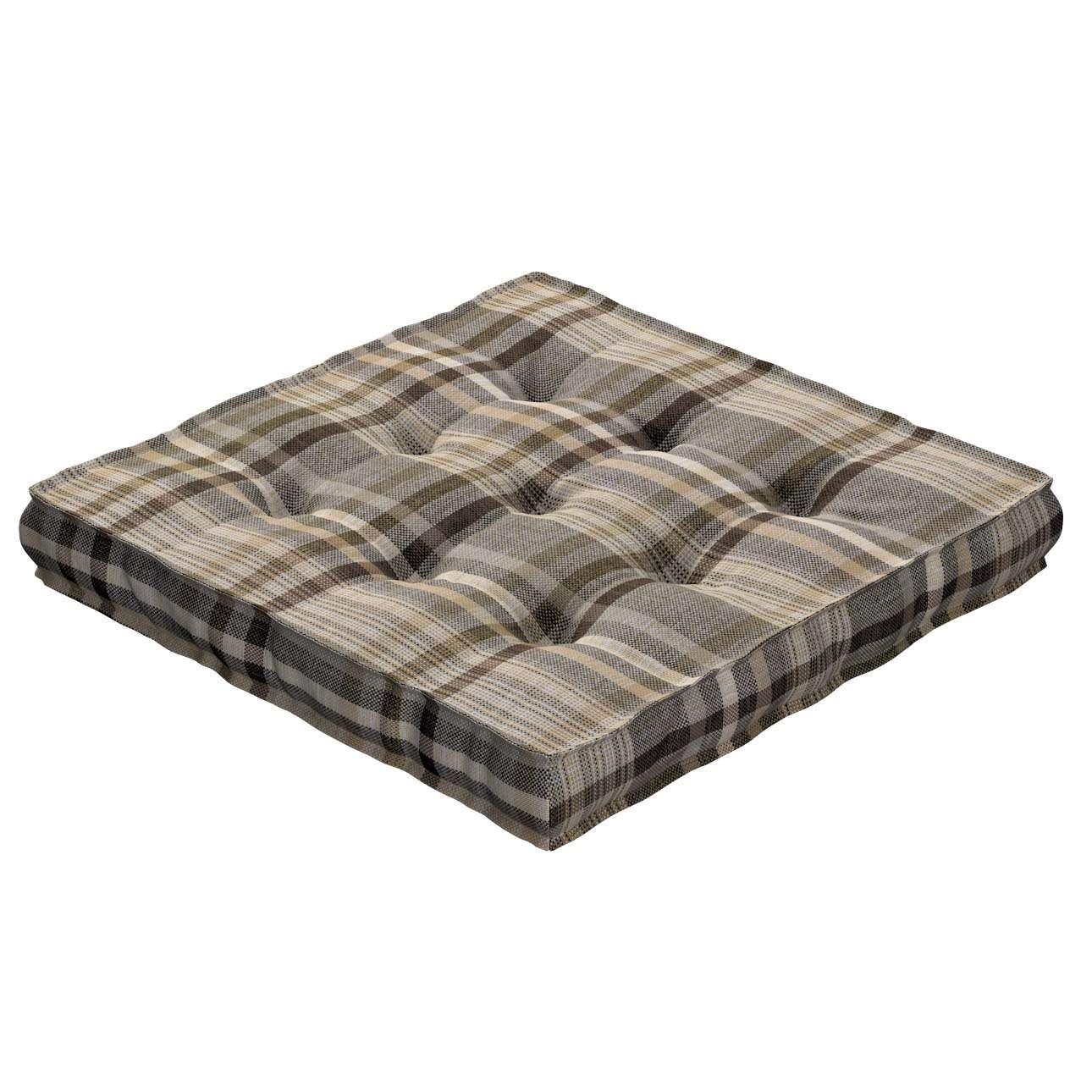 Siedzisko Kuba na krzesło w kolekcji Edinburgh, tkanina: 703-17