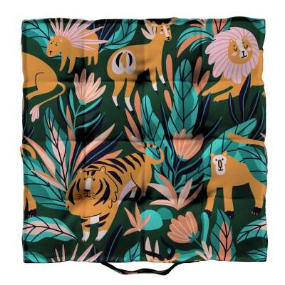 Tomi seat pad 500-42 green Collection Magic Collection