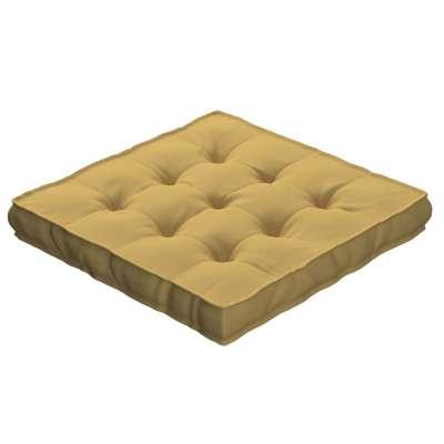 Siedzisko Tomi 702-41 zgaszony żółty Kolekcja Cotton Story