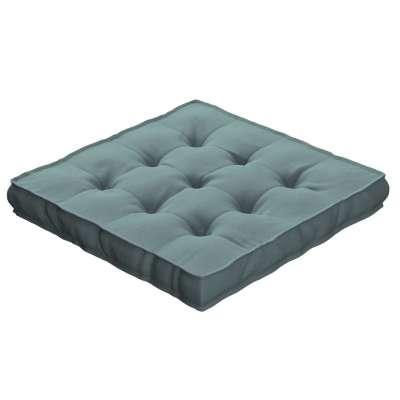 Siedzisko Tomi 702-40 eukaliptusowy błękit Kolekcja Cotton Story
