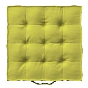 Pagalvėlė Kuba kėdei/ant grindų 40 x 40 x 6 cm kolekcijoje Jupiter, audinys: 127-50